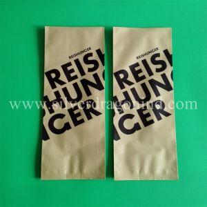 Logo Printing Kraft Paper Coffee Bag pictures & photos