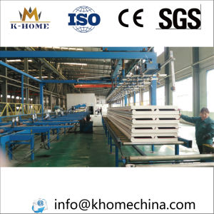 50mm Thickness PU Roof Sandwich Panel, PU Sandwich Panel Price pictures & photos