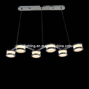 2015 Modern LED Pendant Lamp 66012-6 pictures & photos