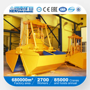 China Supplier Electric Hydraulic Grab pictures & photos