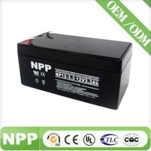 Rechargeable Sealed Lead Acid Battery (12V2.3ah)