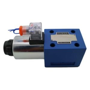 4we10 Electrically Operated Directional Control Valves pictures & photos