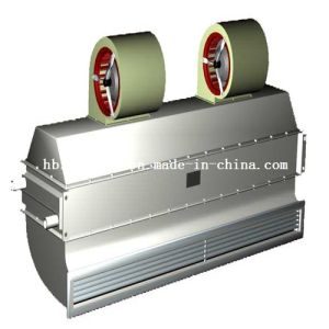 Electric Heated Air Curtain Wholesale pictures & photos