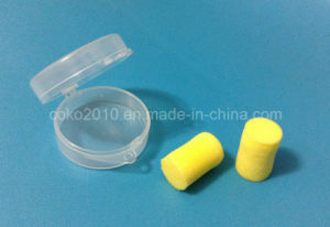 Sleeping and Swimming Sponge Earplugs pictures & photos