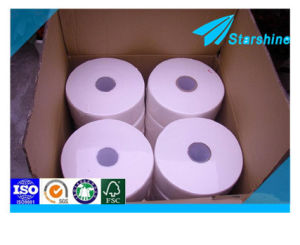 Jumbo Roll Wood Pulp 3 Ply Toilet Paper