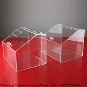 High Quality Fashion Acrylic Candy Box pictures & photos