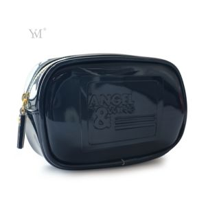 Women Latest Leather Cosmetic Toiletry Makeup Lady Clutch Gift Bag pictures & photos