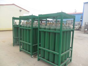 Ar / H2 /Acetylene Gas Cylinder Group Gases Bottle Groups pictures & photos