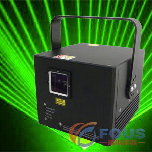 Stage Lighting / 1W Green Animation Laser Light / Stage Laser Light / Disco Laser Light / Prolighitng (FS-L1009C)
