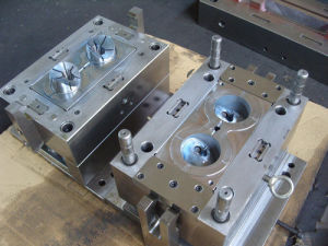 Injection Mold for Auto Parts Air Outlet pictures & photos