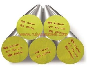 Forged Steel Round Bar SAE4140