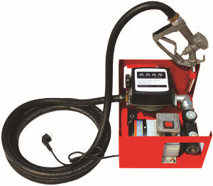 Electric Metering Diesel Transfer Pump / Electric Oil Pump (GT820-AC) pictures & photos