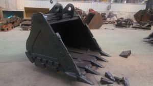 Doosan Dx300 1.4cbm Excavator Rock Bucket pictures & photos