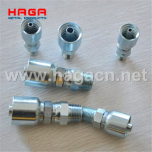 Hydraulic SAE 3000psi Flange for Four-Wire Integral Fitting pictures & photos