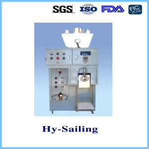 HS-Pm-520 Calcium Carbonate Powder Packing Machine 10-800g/Bag pictures & photos