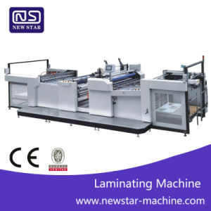 Hot Melt Adhesive Laminating Machine Yfma-800A pictures & photos
