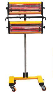 Paint Drying Machine Infrared Heater LC-20A pictures & photos