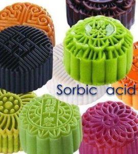(Sorbic Acid) CAS: 110-44-1 Sorbic Acid pictures & photos