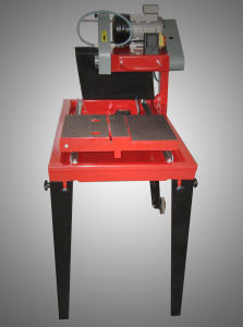 500mm belt driving powerful wet table saw
