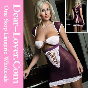 2015 Hot Fashion Women Clothes Sexy Babydoll Lingerie pictures & photos
