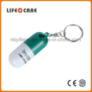 Promotion Mini Pill Box Keychain Made by Copper pictures & photos