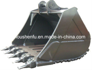 5cbm Excavator Hard Rock Bucket for Volvo (V700) pictures & photos