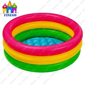 Kids Colorful PVC Inflatable Swimming Pool pictures & photos