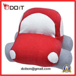 Red Stuffed Toy Car Plush Car Toy pictures & photos