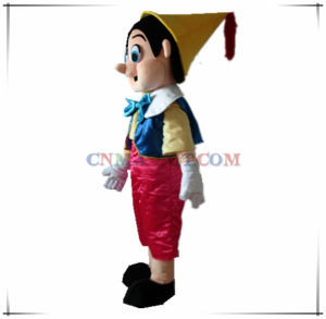Funny Pinocchio Mascot Cartoon Character Costume Fairy Tale Character pictures & photos