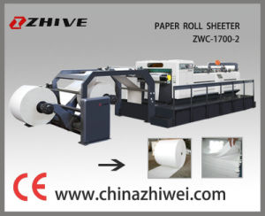 Printed Paper Roll to Sheet Cutting Machine