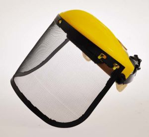 Splash Proof Protection Wire Mask Face Shield with Ce Approved pictures & photos