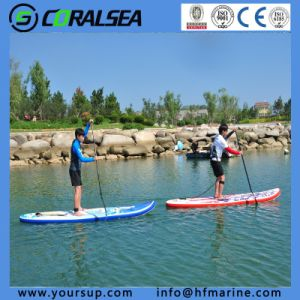 "PVC/PVC Material/EVA/EVA Material/PVC Drop Stitch Movement Surfboards with Quality (N. Flag10′6"") pictures & photos"