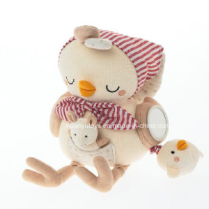 Activity Plush Hen-Organic Cotton Collection pictures & photos