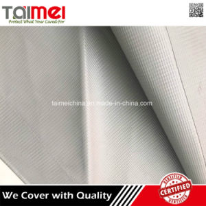 Flame Retardant White Tarpaulin Banner Printing pictures & photos