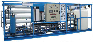 Marine Seawater Desalination Equipment with Energy Recovery Device pictures & photos