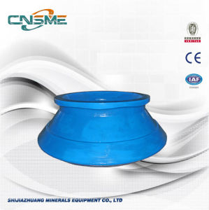 High Manganese Wear Parts Cone Crusher pictures & photos
