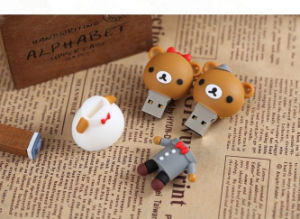 Promotion Gifts Bear Cartoon USB Flash Disk