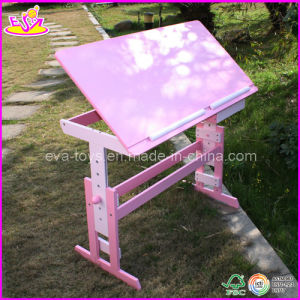 Children Height and Gradient Adjustable Desk (W08G077-1) pictures & photos