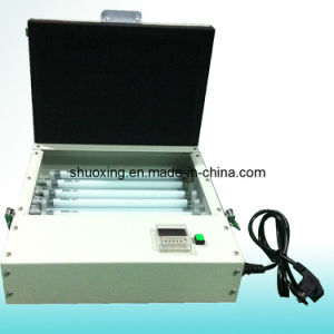 Mini Vacuum Exposure Machine for Steel Plate (SE-320PL) pictures & photos