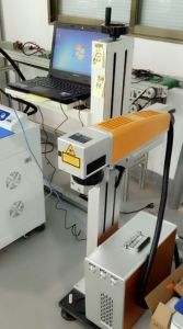 Fiber Laser Machine Suitable for plastic Manufacturer Who Want to Designing Your Own Product Logo pictures & photos