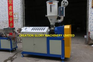 High Capacity Plastic Extruding Machinery for Making Corrugated Pipe pictures & photos
