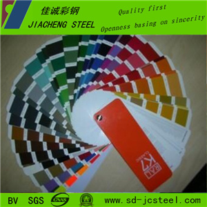 China Supplier Good Prime Quality PPGI for Roofing India pictures & photos