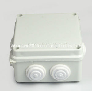 200*200*80 China Professional Plastic Enclosure Box with Best Price pictures & photos