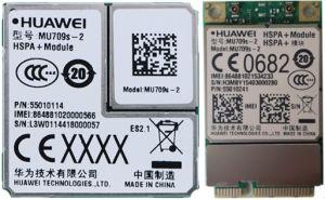 Huawei WCDMA/HSPA Module-Mu709s