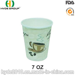 High Quality Hot Paper Cup for Coffee (7 oz-23) pictures & photos