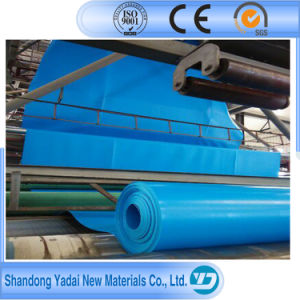 Blue Color HDPE Geomembrane For Swimming Pool Liner