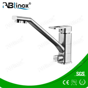 Stainless Steel Kitchen Faucet (AB116) pictures & photos