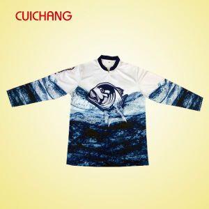 China Long Sleeves Fishing Tournament Shirts With 100