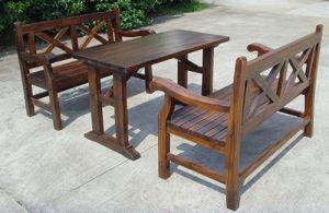 Square Long Stool /Tea Table