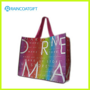 Cmyk Logo Printed Laminated Non Woven Bags RGB-149 pictures & photos